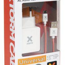 Micro usb кабель и адаптер питания Xtorm