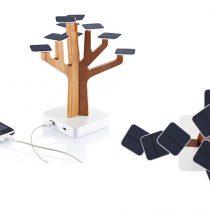 """Дизайнерское зарядное устройство XD Design """"Солнечное дерево"""""""