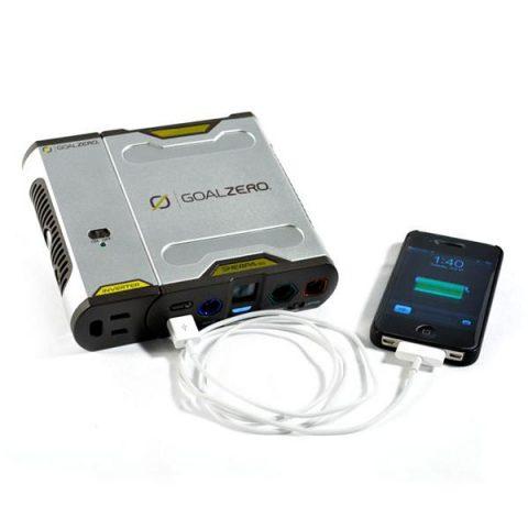 Комплект для зарядки с инвертором Sherpa 50 Kit Goal Zero 61609