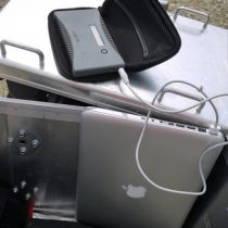 Внешний аккумулятор PowerTraveller MiniGorilla арт. MG001