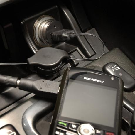 Автомобильное зарядное устройство PowerTraveller MotorMonkey арт. MM002