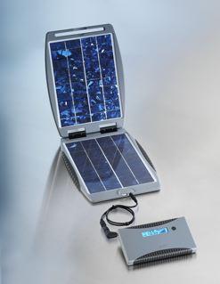 Зарядный комплект PowerTraveller солнечная панель SolarGorilla + внешний аккумулятор MiniGorilla