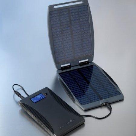 Зарядный комплект PowerTraveller солнечная панель SolarGorilla + внешний аккумулятор PowerGorilla