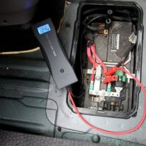 Внешний аккумулятор для автомобиля PowerTraveller StartMonkey 400 арт. STM400