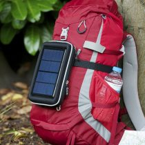 Сумка с солнечной батареей Xtorm POWER BAG BLACK 7000 mAh