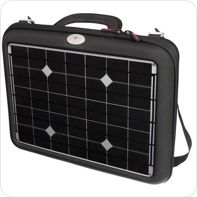 Сумка для ноутбука с солнечным зарядным устройством Voltaic Generator