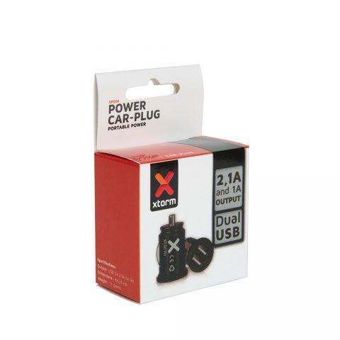 Автомобильный адаптер Xtorm Power Car Plug