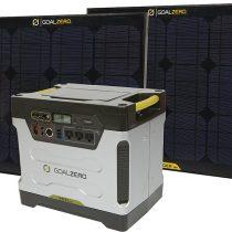 Солнечный генератор Goal Zero Yeti 1250 Kit